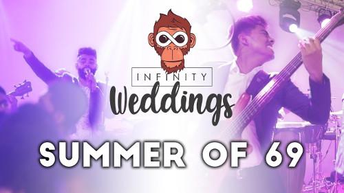 Summer Of 69 - Infinity Weddings