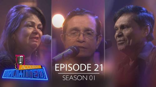Acoustica Unlimited with Melroy Dharmaratne & Lankika Perera & Errol Fernando - 20-10-2019