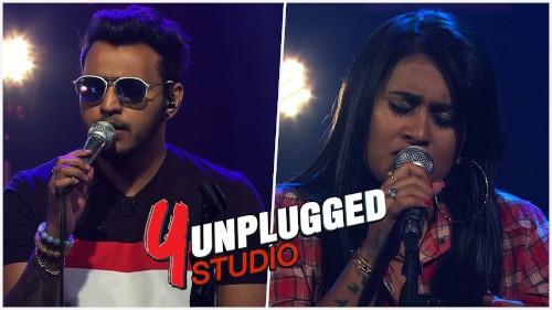 Y Unplugged Studio with Nadeemal Perera & Tehan Perera & PointFive - 07-03-2020